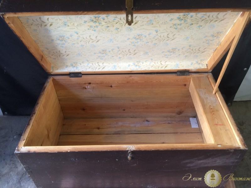 Реставрация сундука своими руками в домашних условиях