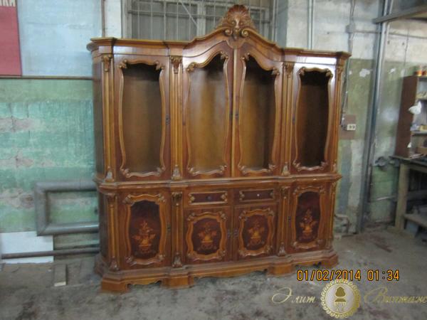 Старинная мебель своими рук