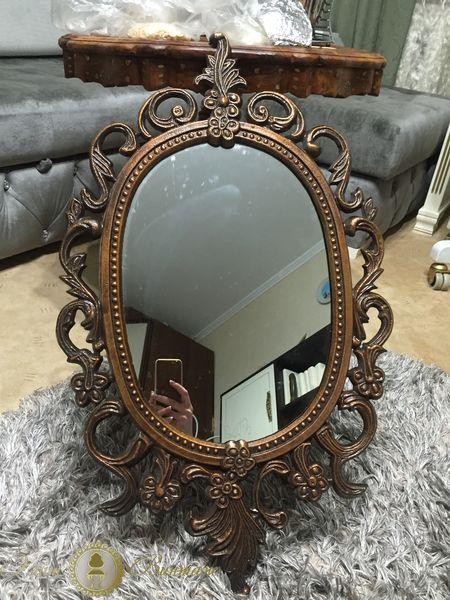 Зеркало в винтажной раме своими руками